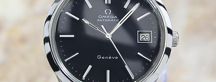 Omega Geneve 166 0173 Men's Watch