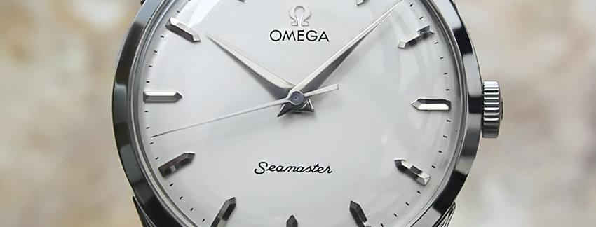 Omega Seamaster 2910-9SC Men's Watch