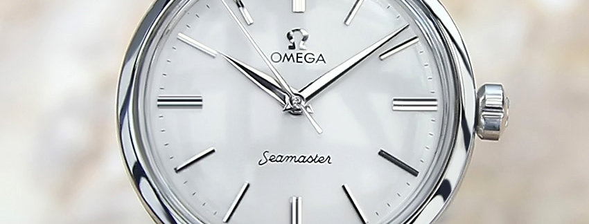 1960's Omega Seamaster 2964 2SC Watch