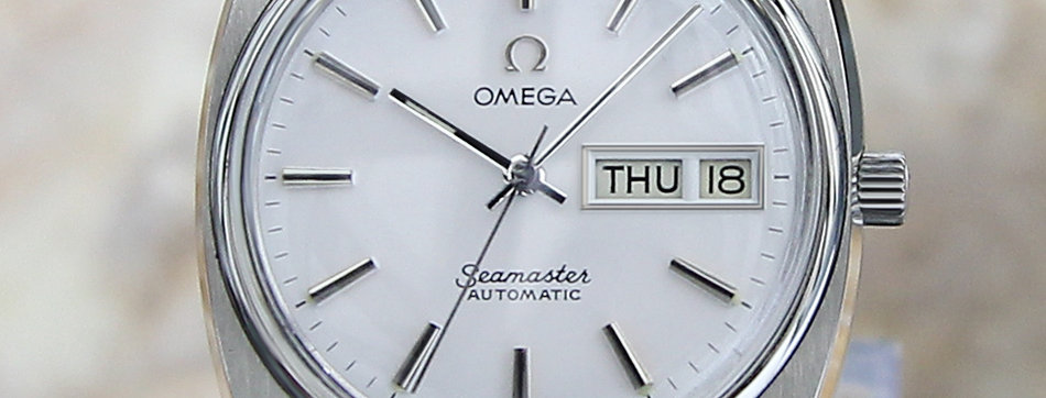 1970's Omega Seamaster Cal Watch