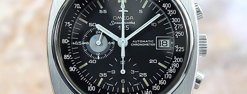 1973 Omega Speedmaster Watch