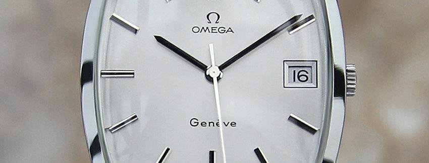 1970's Omega Geneve Watch