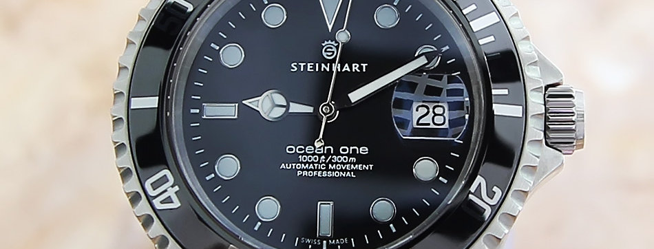 Steinhart Ocean One Automatic Watch