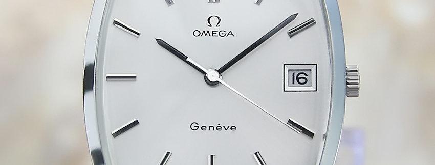Omega Geneve Manual Watch