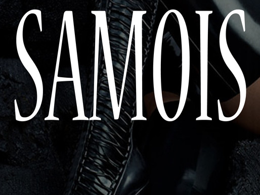 Cover Reveal - SAMOIS (Nubian Underworld #4)