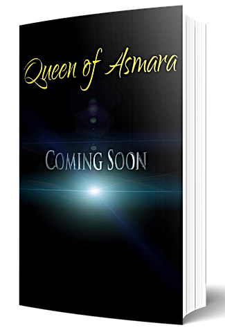 Queen of Asmara Coming Soon - 3D Book.pn