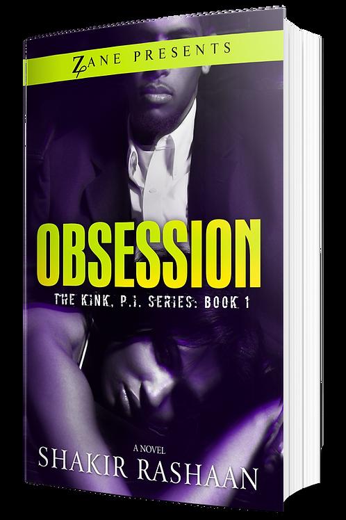 Obsession (Kink, P.I. #1)