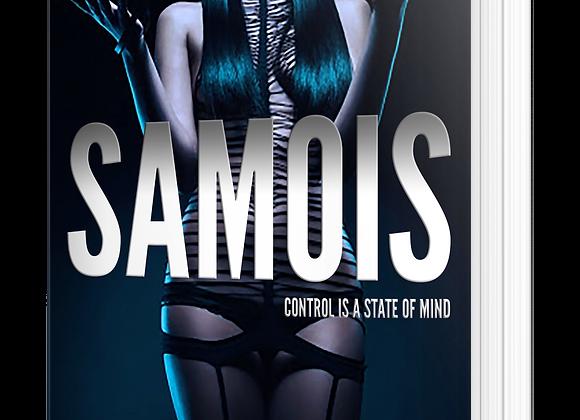 SAMOIS: Inframundo de Nubia Libro # 4
