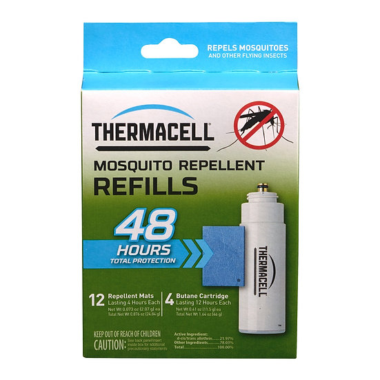 Thermacell Refill 48 Hours (with Gas) R-4