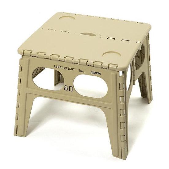 FOLDING TABLE CHAPEL/SAND