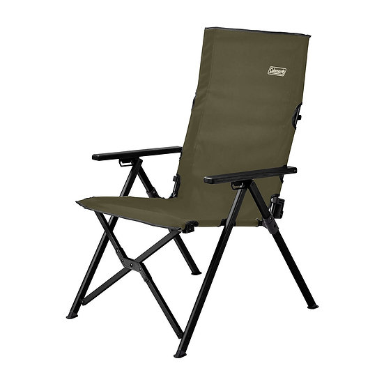 Coleman Lay Chair Olive