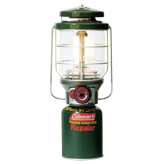 Coleman Northstar LANTERN GAS Green