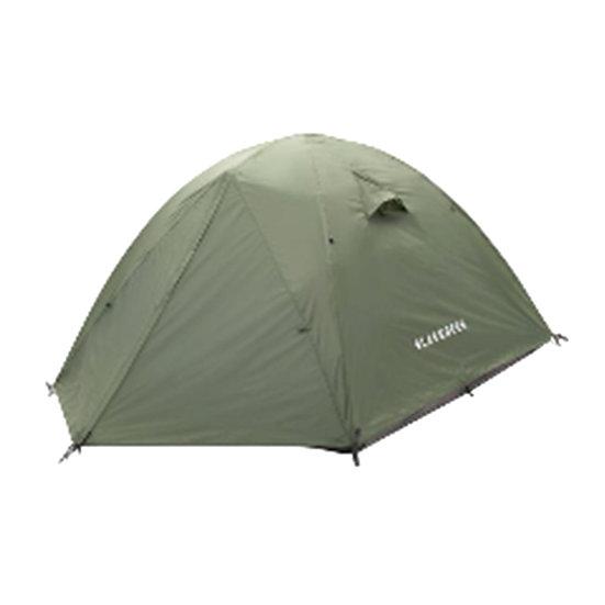 Blackdeer green tent 3p (archeos)