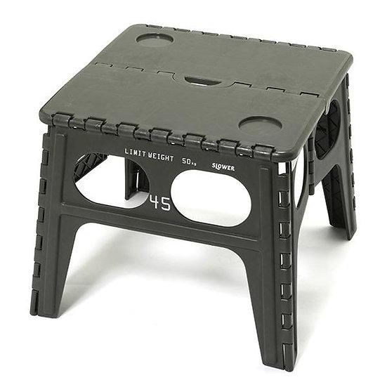 FOLDING TABLE CHAPEL/OLIVE