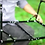 Thumbnail: blackdeer iron mesh folding table