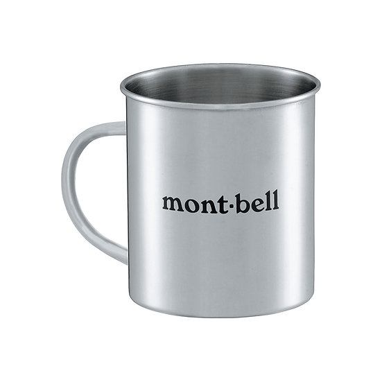 Montbell STAINLESS CUP 390 ml