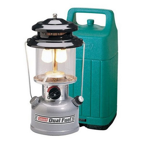 COLEMAN USA Premium Dual Fuel Lantern ( 285 ) with Hard Carrying Case 3000000945