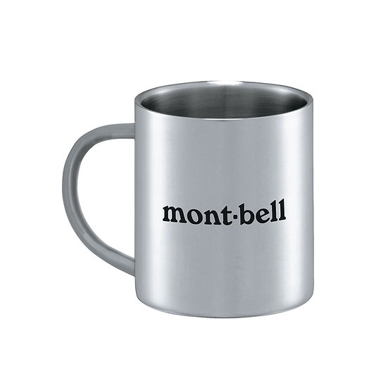 Montbell STAINLESS THERMO MUG 220 ml