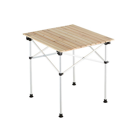 Coleman Natural Wood Roll Table  65 2000023502