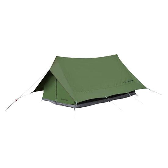 Blackdeer nest cotton double peak tent fennel green