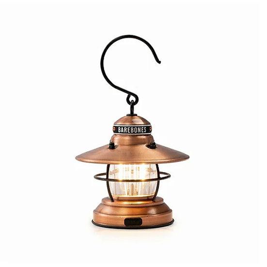 Mini Edison Lantern Copper