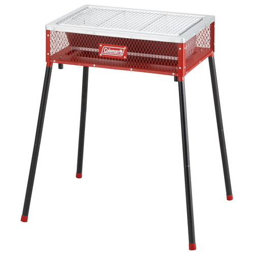 Coleman cool Stage 2 Way Grill/Red