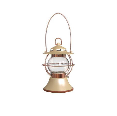 Blackdeer the moon led camping light Brown