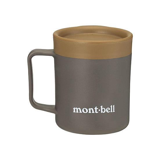Montbell Thermo Mug 200 ml GUNMETAL (GM)