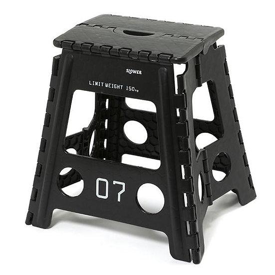 FOLDING STOOL LESMO/BLACK