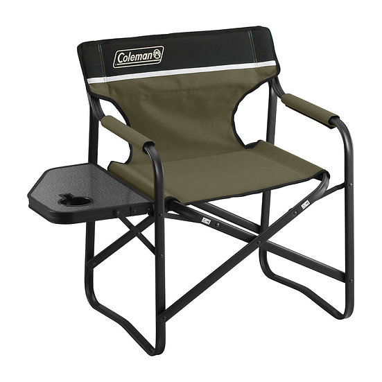 Coleman japan Side Table deck Chair (Olive)