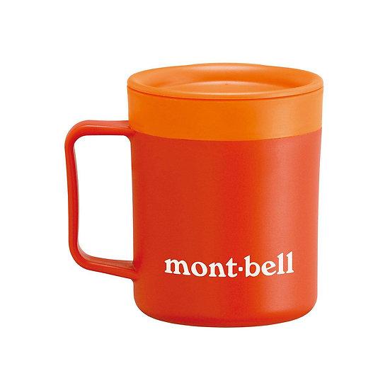 Montbell Thermo Mug 200 ml SUNSET ORANGE (SSOG)