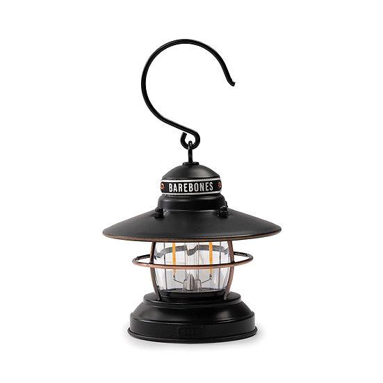 Mini Edison Lantern Antique Bronze