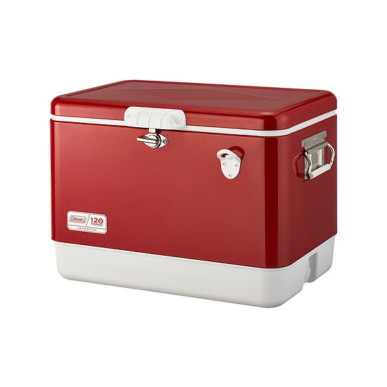COLEMAN JP 120th aniversary Steel Belted Cooler (LIMITED)