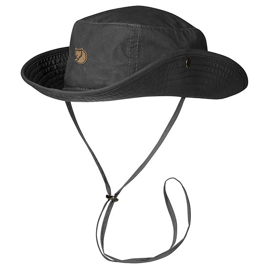Abisko Summer Hat DARK GREY