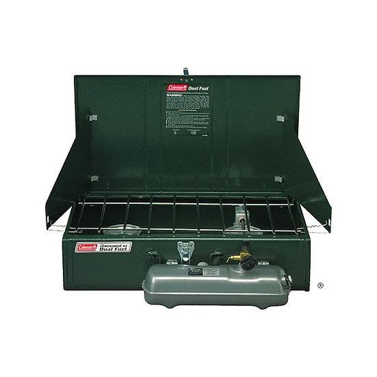 Coleman US (414) Dual Fuel Powerhouse 2-Burner Stove