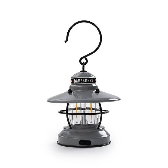 Mini Edison Lantern Slate Gray