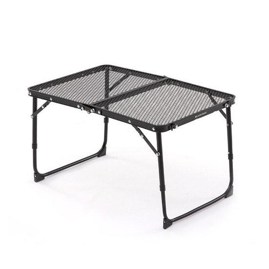 blackdeer iron mesh folding table