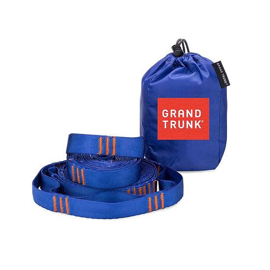 Trunk Straps - Blue