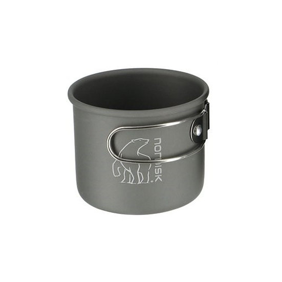 Nordisk Aluminium Mug, 200 ml