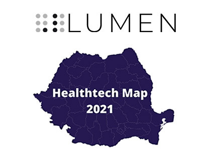 .lumen on the map of Health Tech startups in Romania