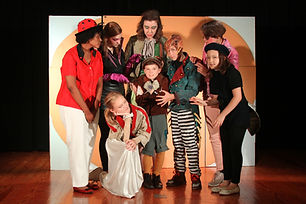 05 James and the Giant Peach Insects Sca