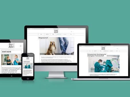 Die neue SVAT ASVE Website ist online!