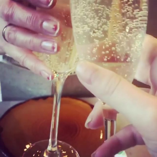 Cheers to free Prosecco when you book a
