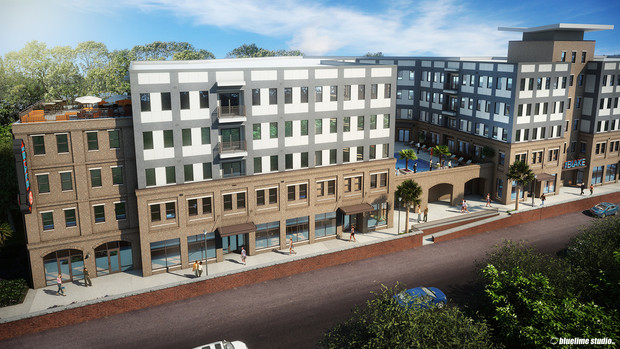 Coming Soon!  The Blake - A New Student Housing Facility Will Open in Fall 2016