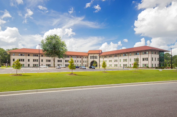 Three New Student Housing Dorms Recently Completed for the Georgia BOR: