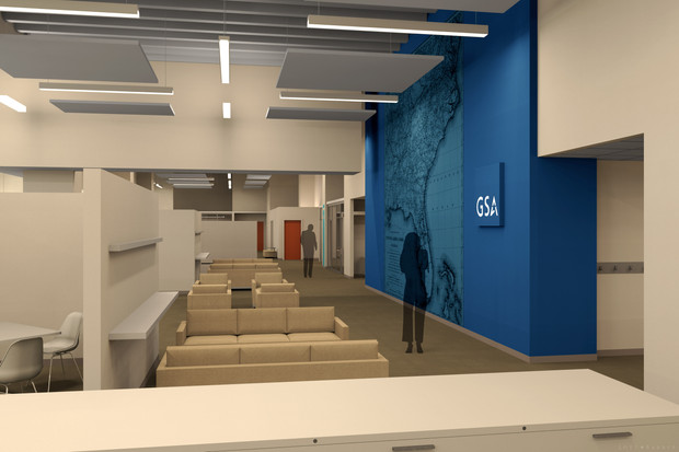 Lott + Barber Expands Into the Atlanta Market With a Renovation of the GSA's Martin Luther King,