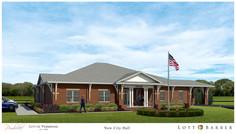 New City Hall for Pembroke, Ga