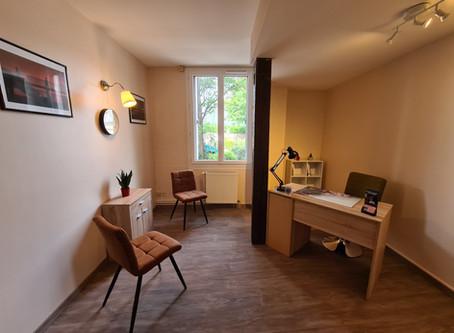 Ouverture de votre cabinet de sophrologie à Louviers le 15 septembre prochain