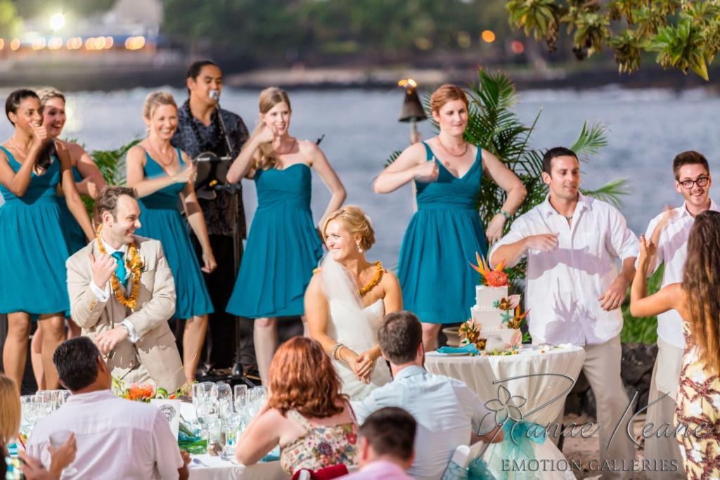 Bula Akamu ~ Hawaii Weddings