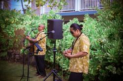 Bula Akamu Duo~ Hawaii Weddings